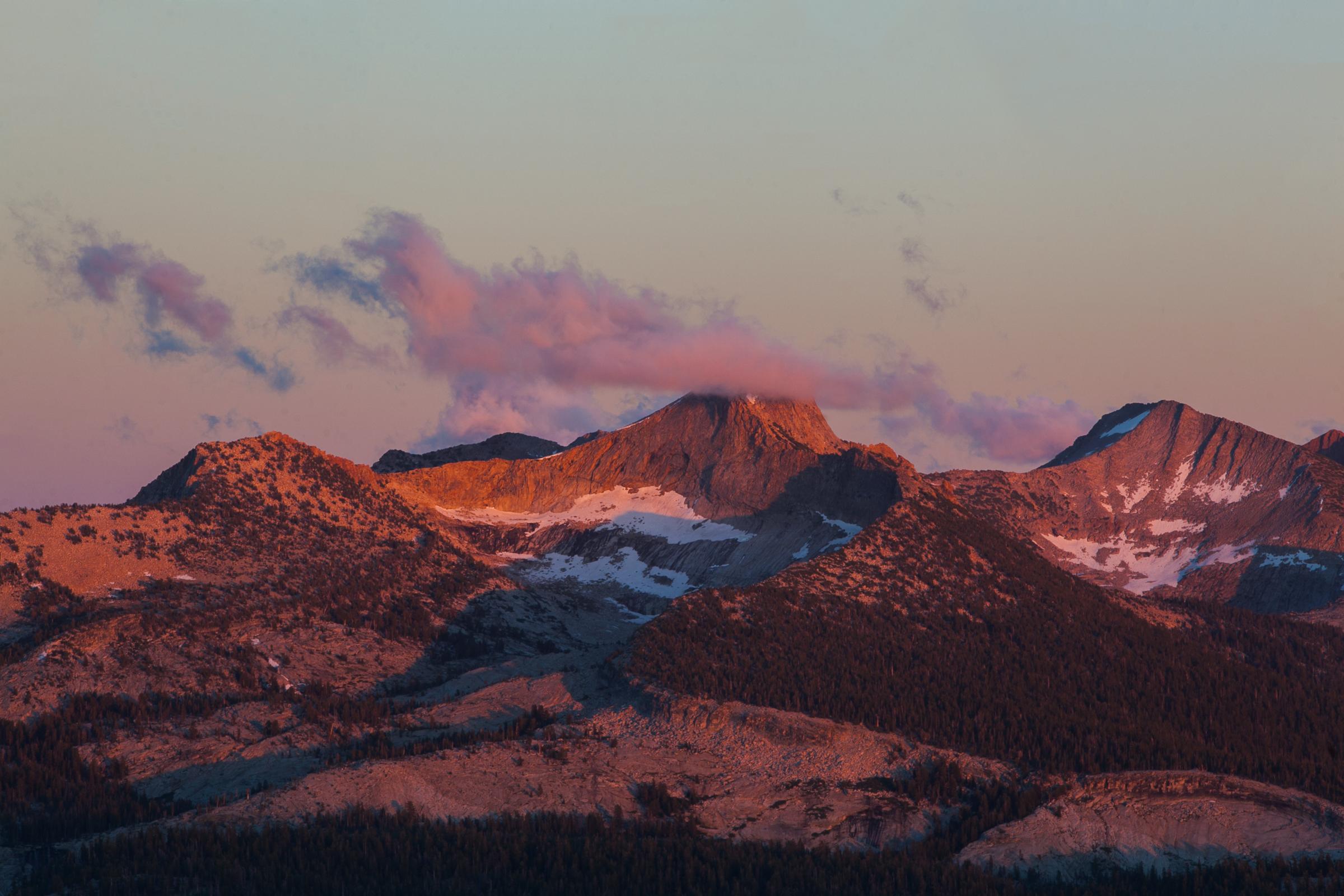 Burning Sierras