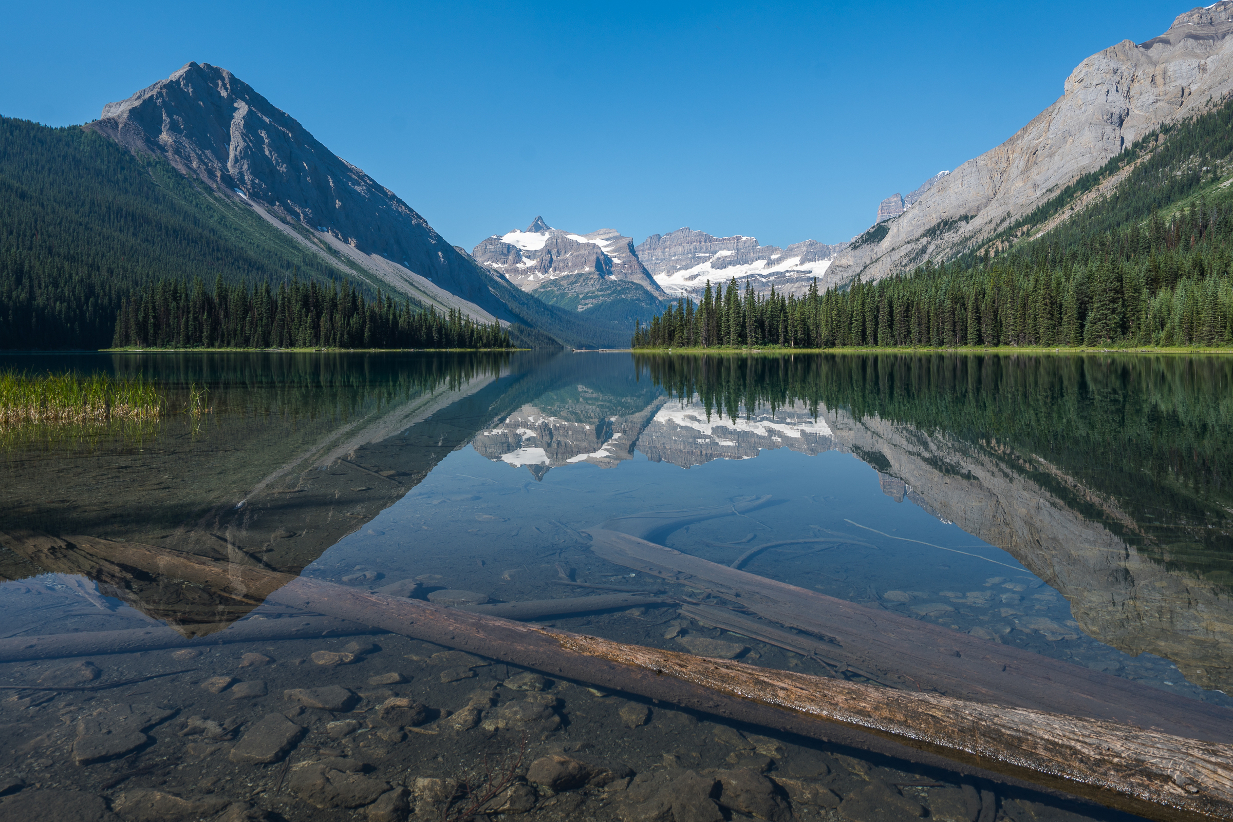 Marvel Lake Reflection