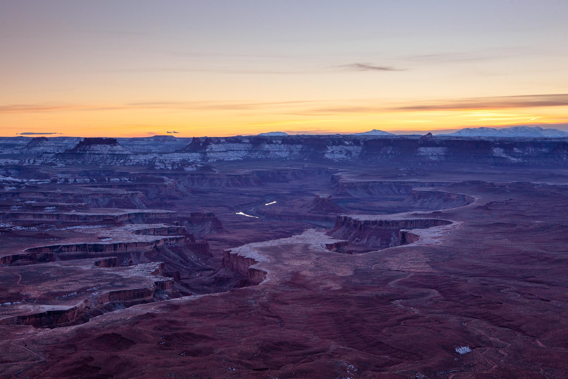 Canyonland Layers