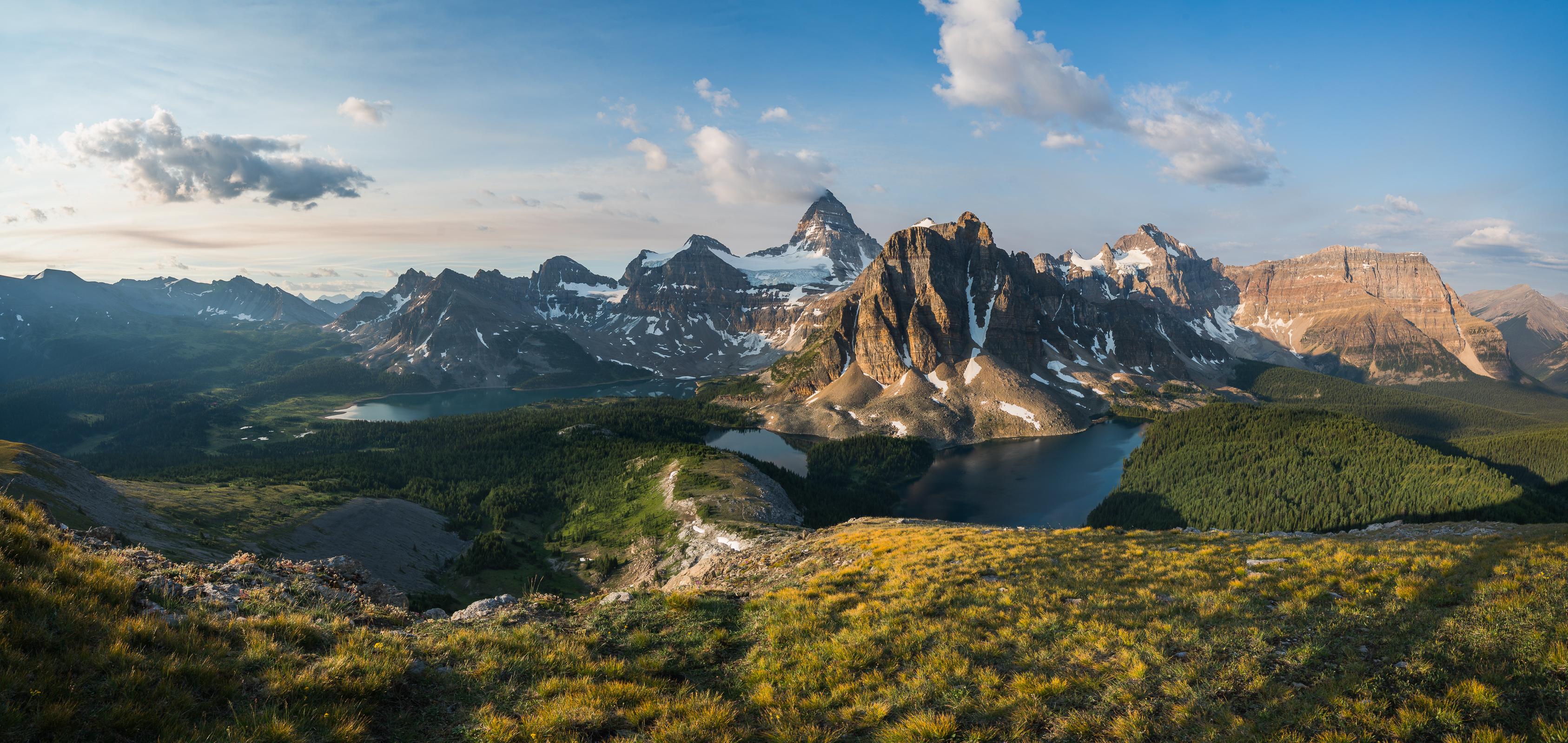 Visiting the Matterhorn of the Rockies: Mount Assiniboine ...